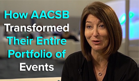 How AACSB Enhanced Experiences Across Multiple Conferences